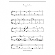 Dream Prelude (No. 11 from 15 Preludes for piano)   DIGITAL -  Iain James Veitch